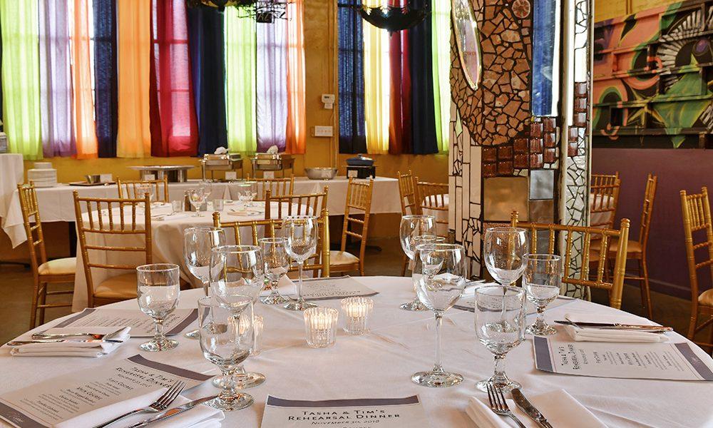 The Event Room Cyrano S Cafe